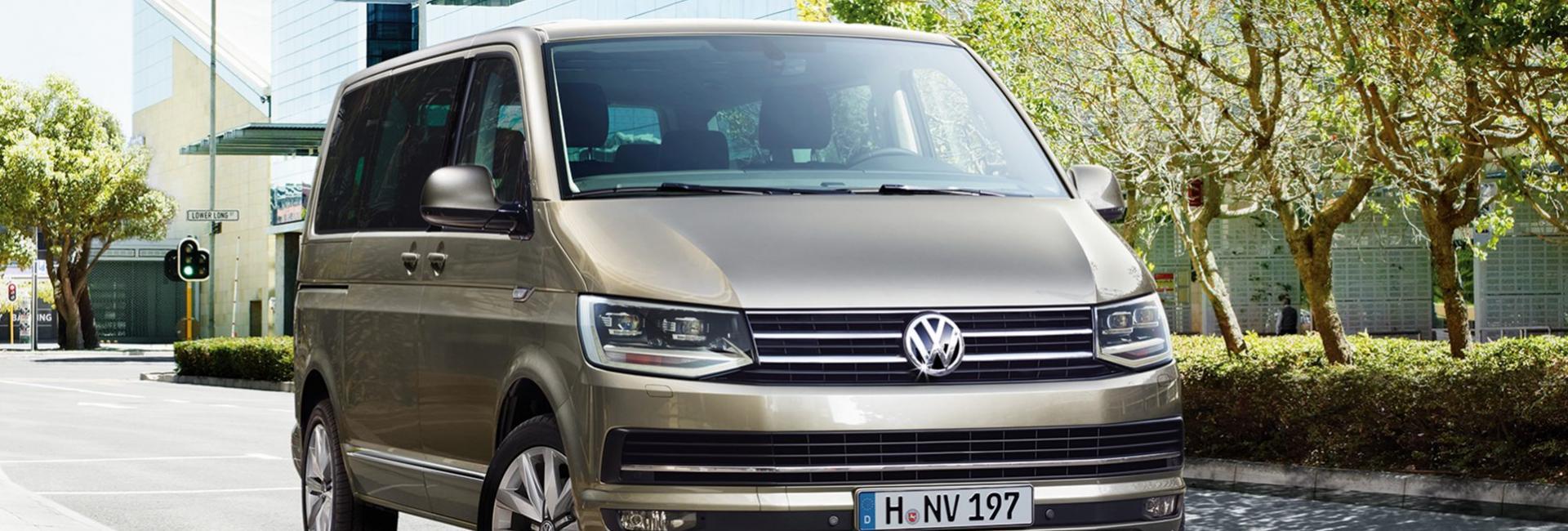 <p>Volkswagen CARAVELLE (9 places)</p>