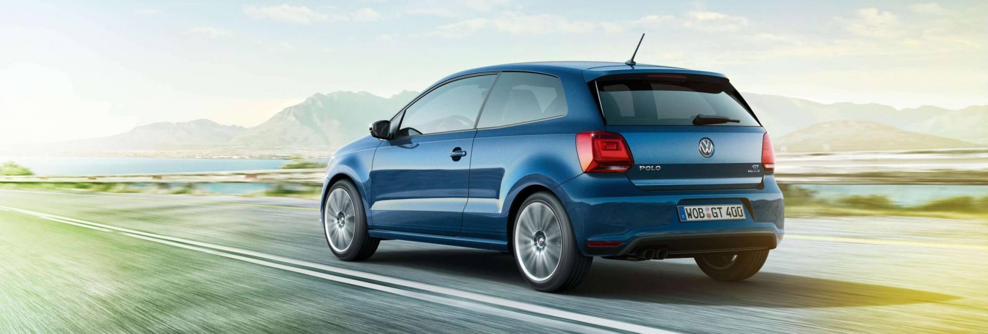 <p>Volkswagen POLO</p>