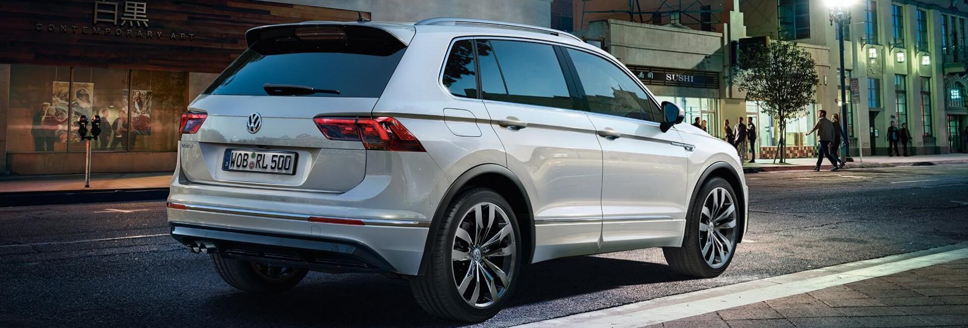 <p>Volkswagen TIGUAN</p>