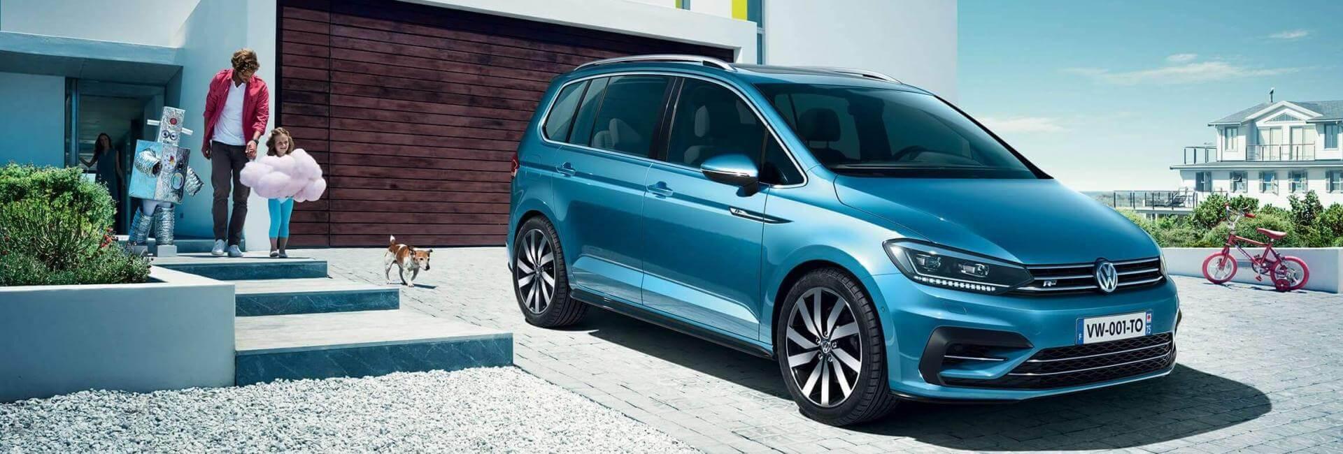 <p>Volkswagen TOURAN</p>